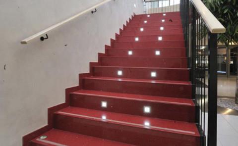 Лестницы из натурального камня в Гомеле