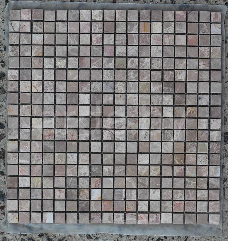 Мозаика Emperador Lite (Китай)