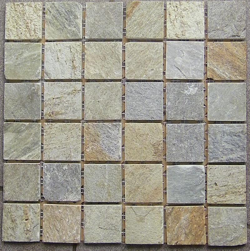 Мозаика Oyster slate (Китай)