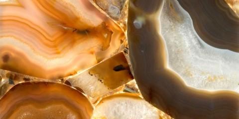 Brown-Agate